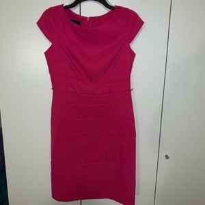 Pink AGV dress. Gently used